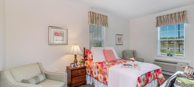 Cadence mooresville interior bedroom
